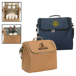 BG64 - Picnic Cooler Bag With Accessories