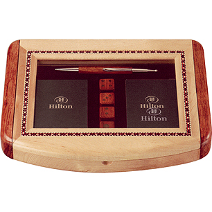 IUA40G - Designer Wooden Gaming Box Set
