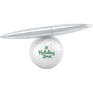 PN-GF - Golf Ball Pen Stand With Pen